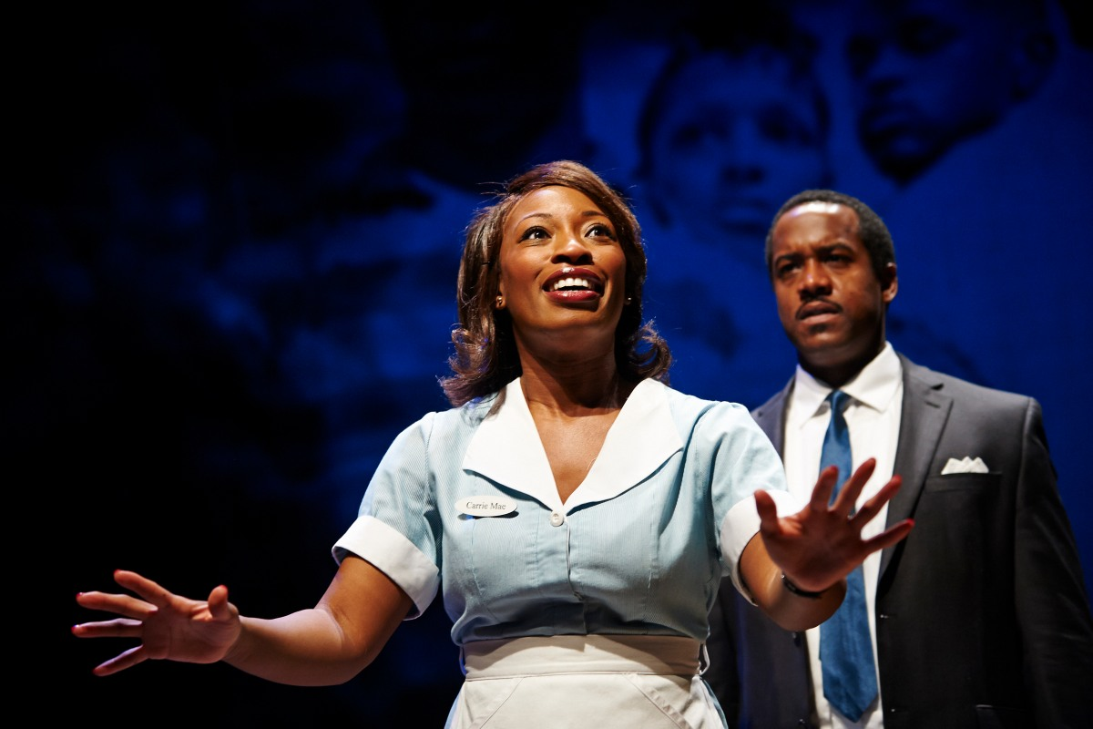 """The Mountaintop"" at City Theatre"