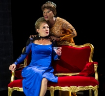 Goneril in King Lear at Chicago Shakespeare Theater