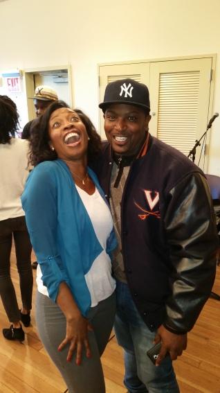 Bianca Jones and Lance Williams, SUNY Purchase Alum
